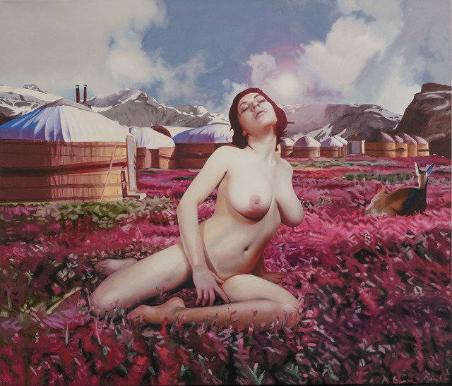 Juliet Jacobsen, 'Gone to Croatan', 2004, Hieronymus