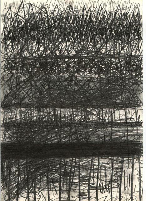 """, 'Untitled (HZ 1994-Z-006)"""" ,' 1994, Galería Juana de Aizpuru"""