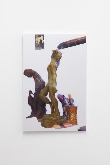, 'Joelle's Desk V3,' 2014, CARLOS/ISHIKAWA