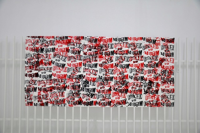 Pierre Carrilero, 'Fucked by the System', 2015, IFAC Arts