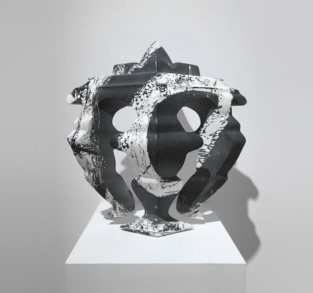 , 'Mask (de Kooning),' 2018, Frestonian Gallery