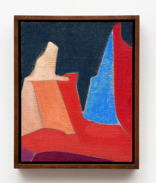 , 'Nefarious Narrows,' 2018, Daniel Faria Gallery