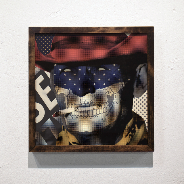 , 'Conquer the divide #9,' 2013, Underdogs Gallery