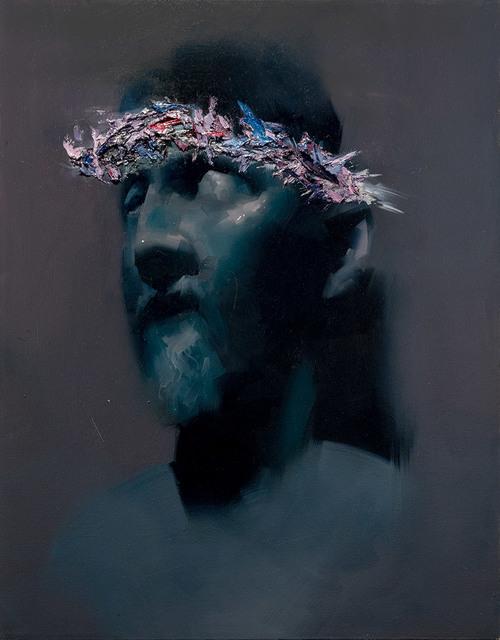 , 'Sketch of Christ #1,' 2018, Modern Eden