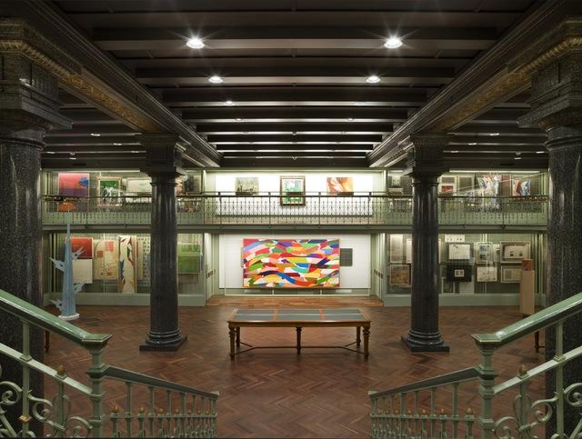 , 'Treasure Rooms of the Gallerie d'Italia - Milan,' 2014, Robert Mann Gallery