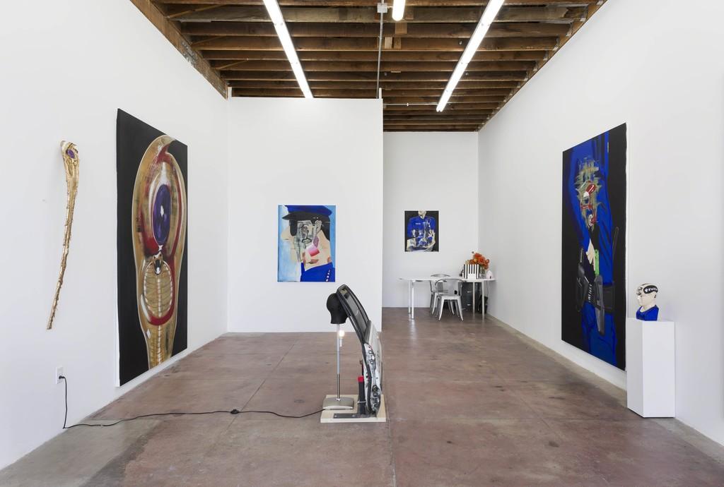 Installation view, Chimento Contemporary. Photo: Ruben Diaz.