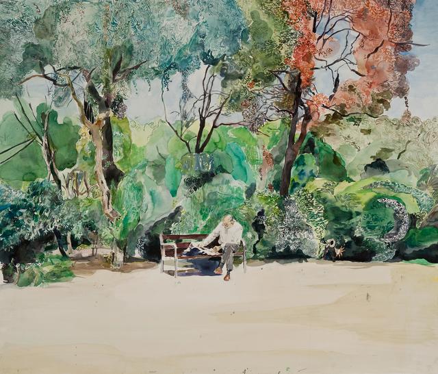 , 'Montevales,' 2014, Matthew Liu Fine Arts