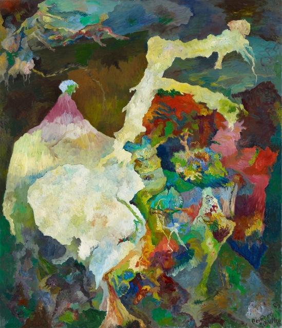, 'leibhaftig,' 1989, PIFO Gallery