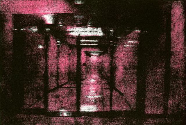 , 'Corridor at Tokyo Airport,' , Dreipunkt Edition