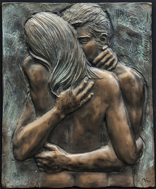 Bill Mack, 'CARESS (BRONZE)', ca. 2000, Gallery Art