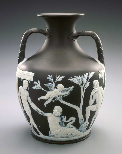 Wedgwood, 'Copy of Portland vase', ca. 1790, Indianapolis Museum of Art at Newfields