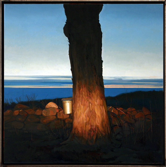 , 'Trees On A Line #28,' 2012, Gallery Henoch