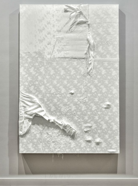 , 'Black White Gray-White,' 2013, NUNU FINE ART