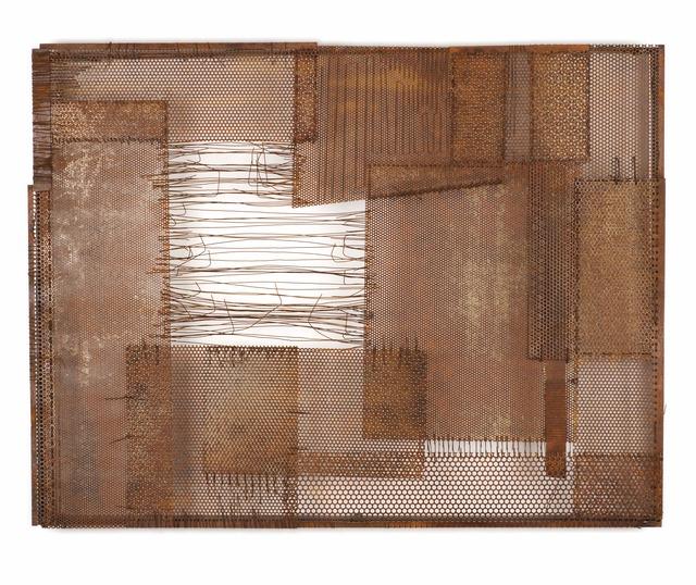 , 'Weaves II,' 2014, Piero Atchugarry Gallery