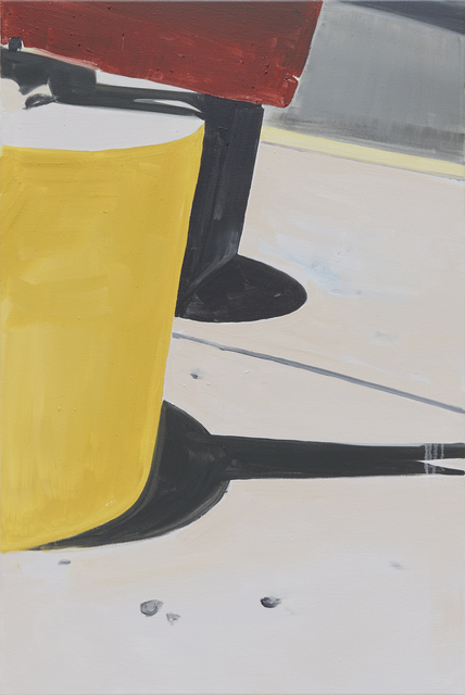 , 'Pile, Yellow-Red,' 2016, Philipp von Rosen Galerie