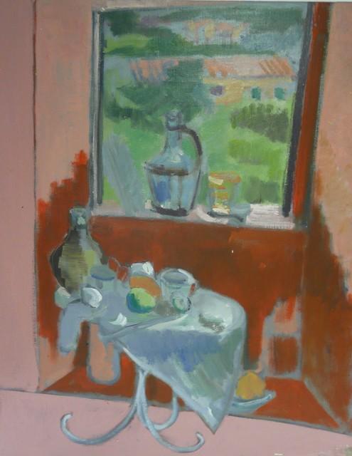 , '62 Bodegón,' 1987, Galeria Carles Taché
