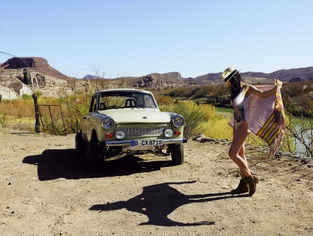 Liz Cohen, 'Bird Hannah', 2012, Photography, C-print, Ballroom Marfa