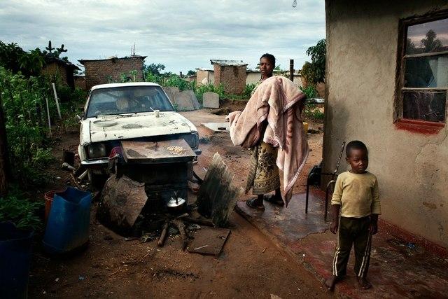, 'ZIMBABWE Z 28,' 2012, Galerie Galea