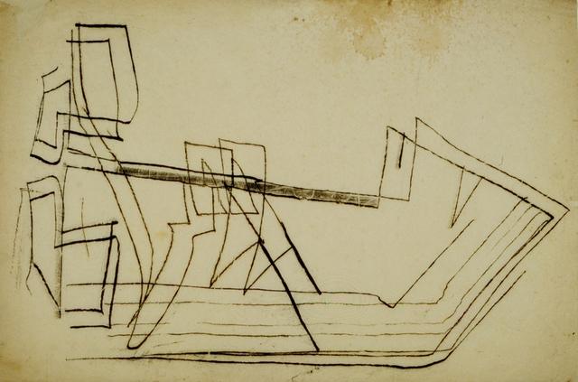 , 'Ohne Titel (Boot),' 1929, Henze & Ketterer