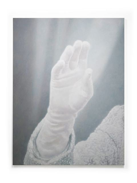 , 'White Glove,' 2017, Blindspot Gallery