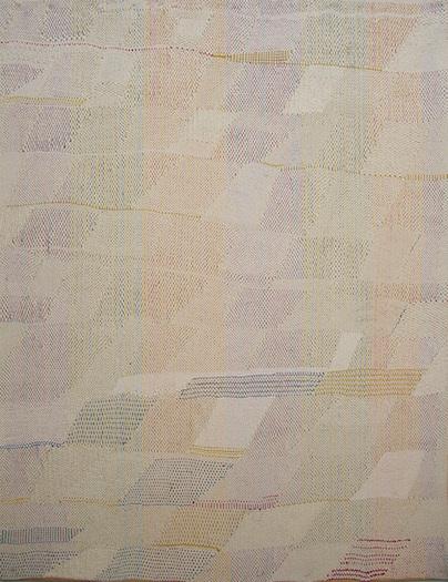 , 'El blanco sobbre el azul, el amarillo y el rojo II,' 2007, Espacio Mínimo