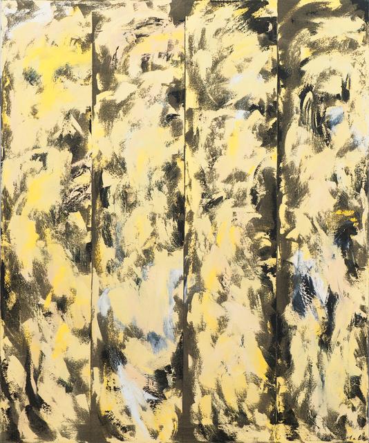 Mala Breuer, 'Fire (9.19.83)', 1983, Bentley Gallery