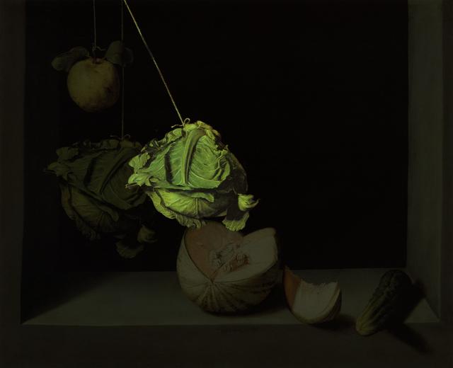 , 'JSC-Pendulum,' 2015, Petra Rinck