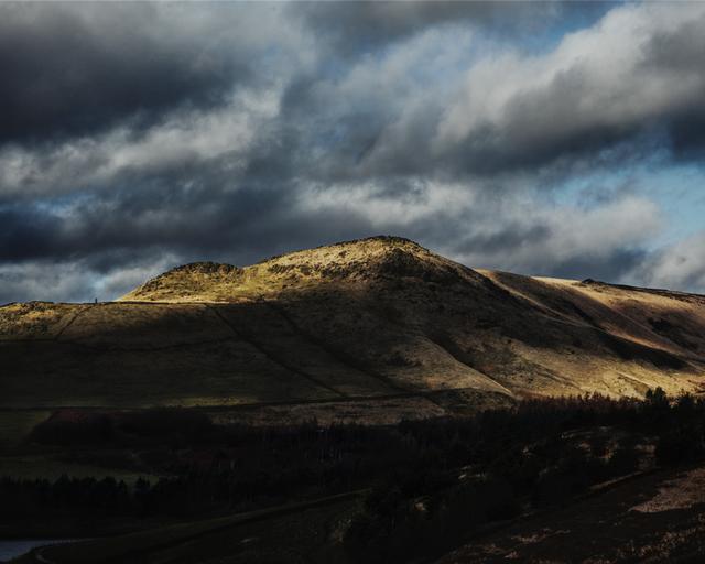 , 'Alderman's Rocks, Saddleworth Moor,' 2015, ElliottHalls