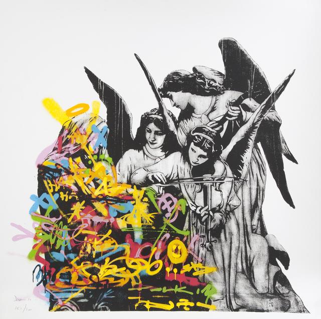 DOLK, 'Angels', 2013, Julien's Auctions