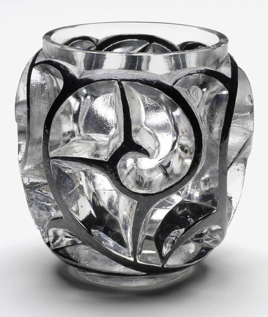 ", '""Tourbillons"" (""Whirlwinds"") Vase,' 1926, Philadelphia Museum of Art"