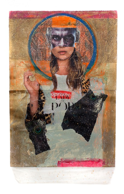 , 'Our Lady of Pop,' 2013, El Museo del Barrio