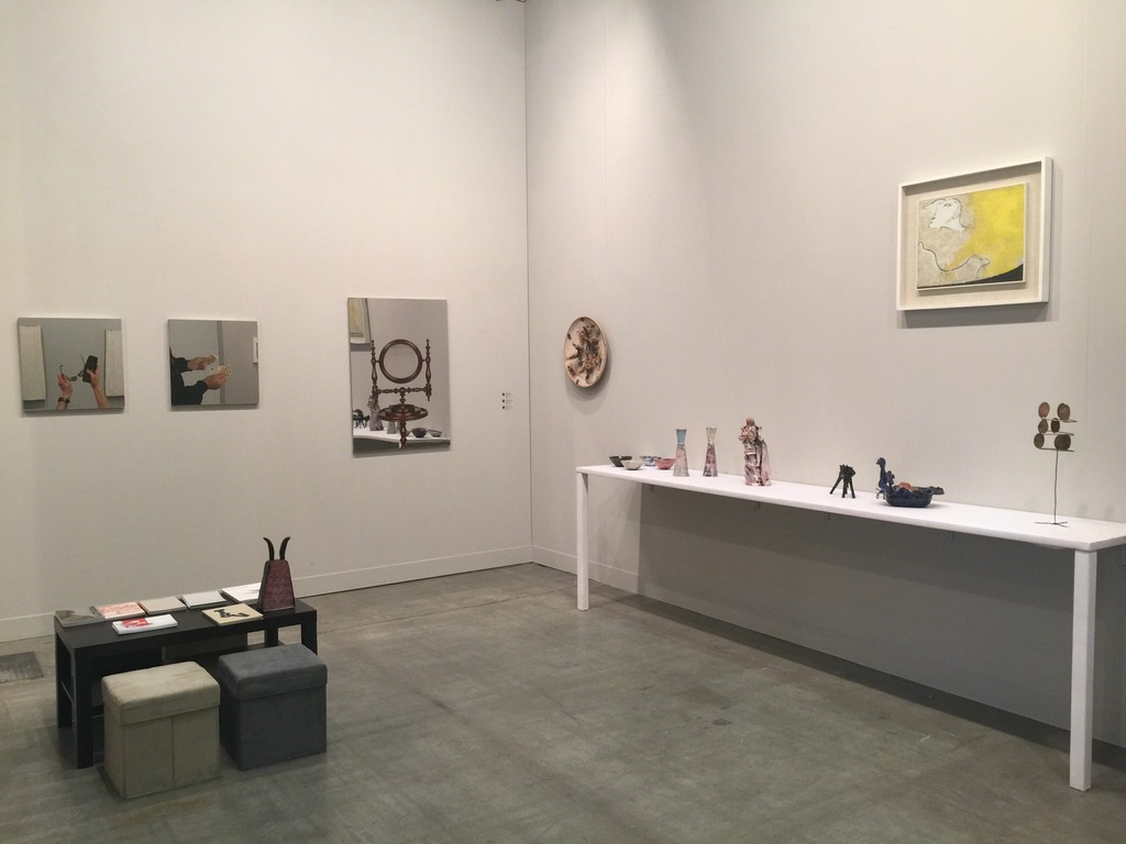 Repetto Gallery at miart 2015