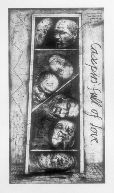 , 'Casspirs Full of Love,' 1989-2000, Osborne Samuel