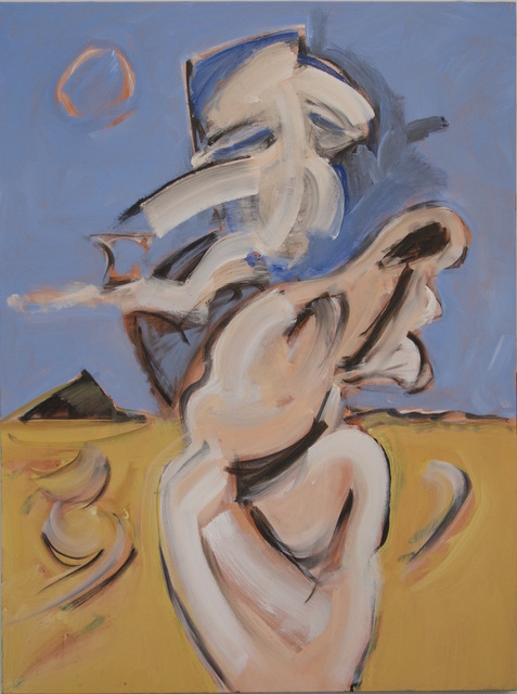 , 'Figure Painting 1524,' , Joshua Tree Art Gallery