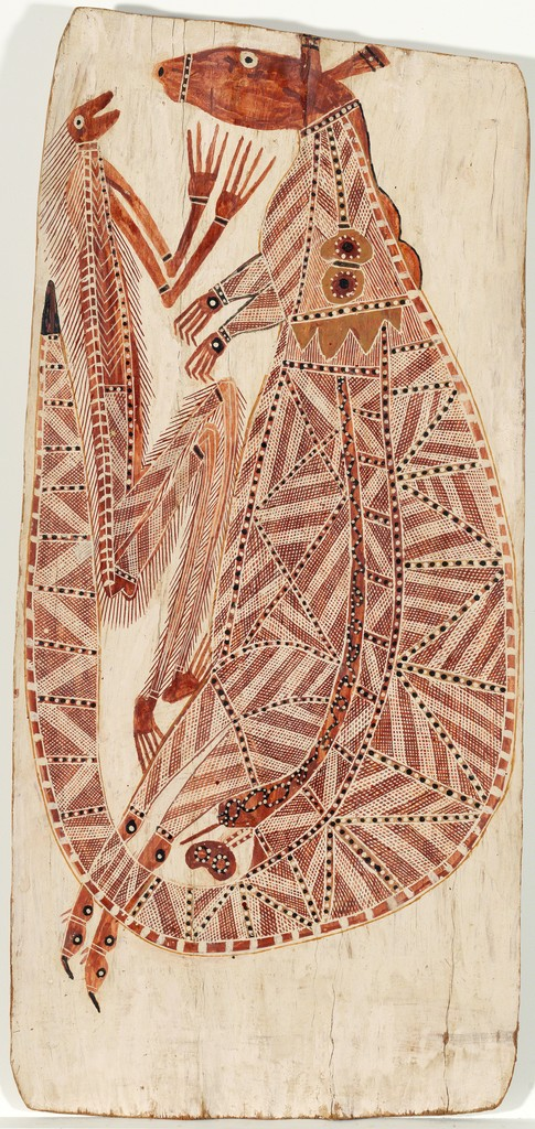 YIRAWALA (c.1901 - 1976) 