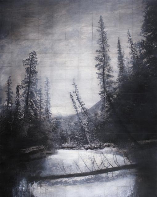 , 'Frozen Bow,' 2014, Newzones