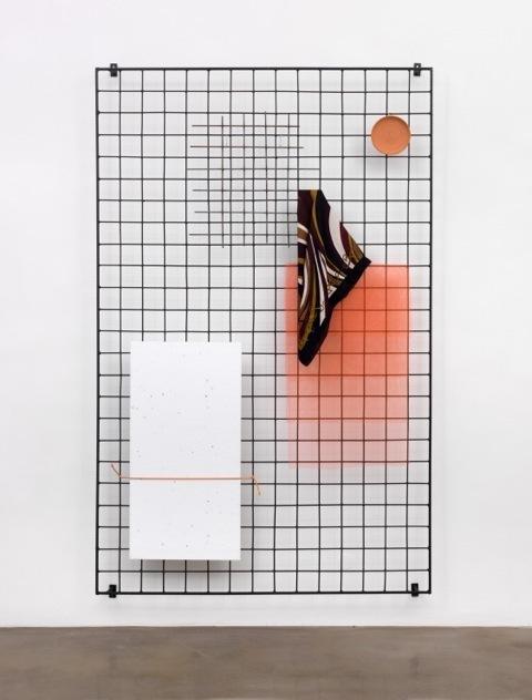 , 'Grid (Scarf),' 2013, Casado Santapau