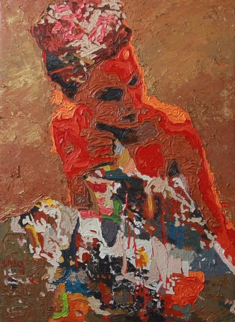 , 'At Sunset,' 2014, Janet Rady Fine Art