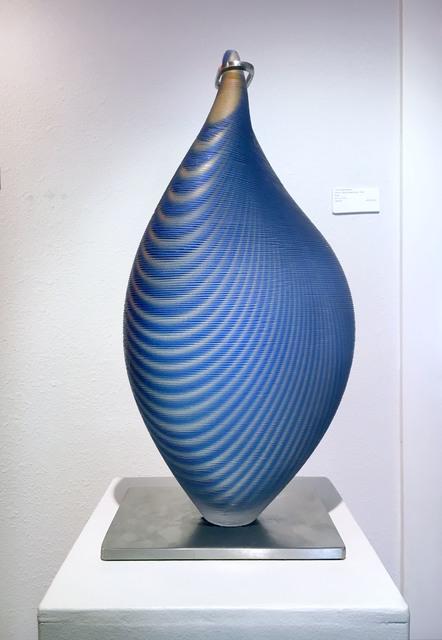 , 'Blue Vessel,' 1994, Melissa Morgan Fine Art