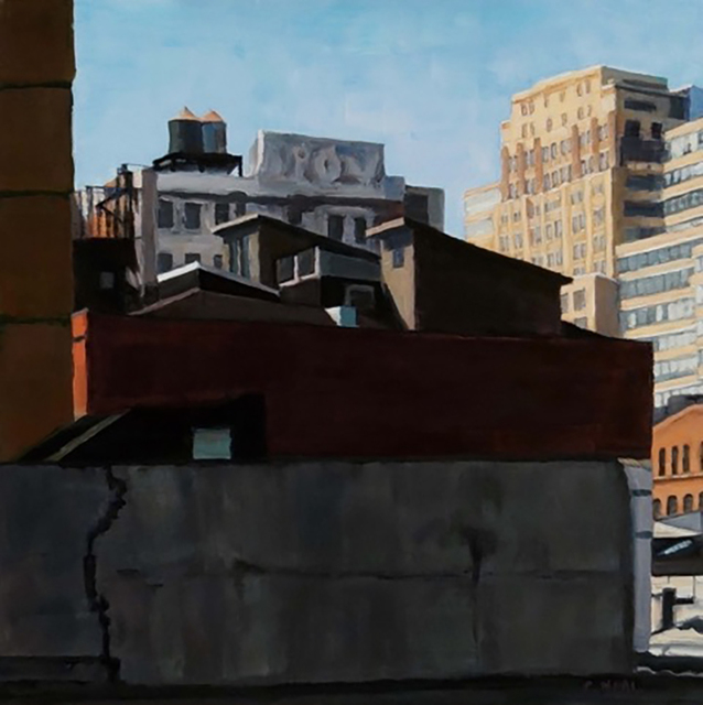 , 'City Side ,' 2012, Carrie Haddad Gallery