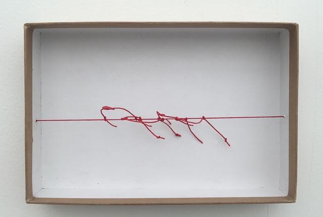 , 'De la serie Hilo y Papel,' 2017, Piero Atchugarry Gallery