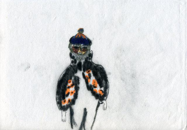 Youjin Yi, 'Winterlook', 2019, Galerie Britta von Rettberg