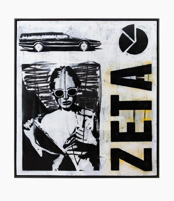 , 'Zeta,' 2016, Circle Culture Gallery