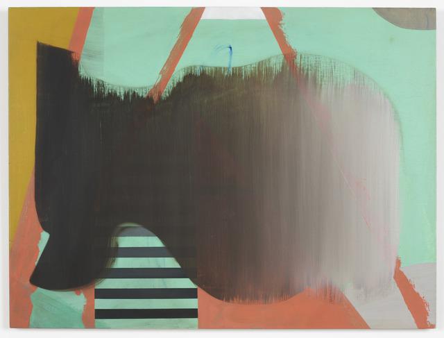 , 'Gradient Head,' 2012, Simone Subal