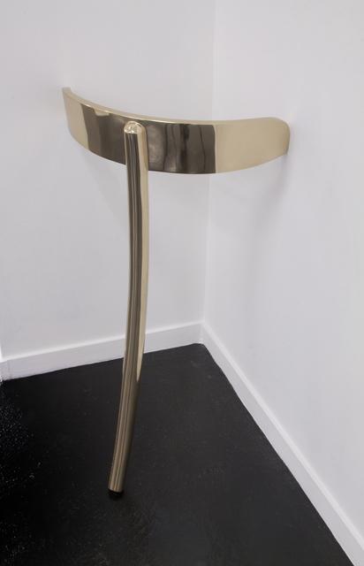 , 'Crutch,' 2010, Galerie Thomas Bernard