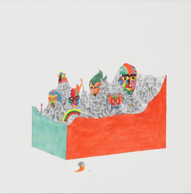 , 'How to carve,' 2012, Leehwaik Gallery