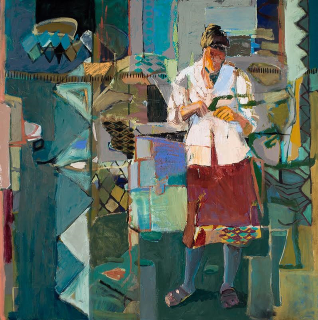 , 'Greenhouse,' 2016, Sue Greenwood Fine Art