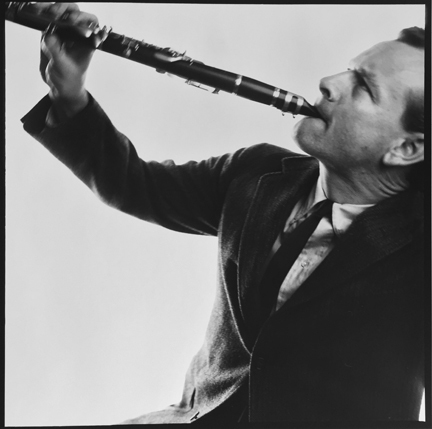 , 'Jimmy Giuffre,' 1958, Staley-Wise Gallery