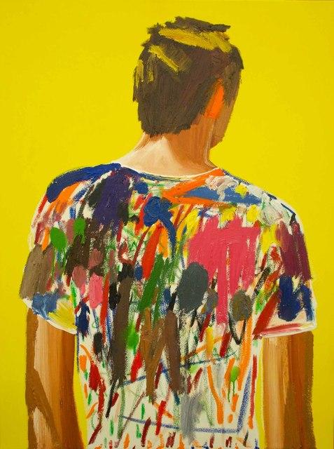 Erik Olson, 'Man in California', 2017, Luis De Jesus Los Angeles