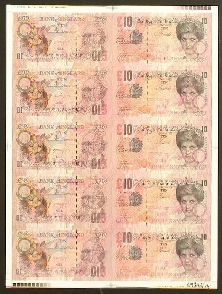 Banksy, 'Di-Face Tenners Artist Proof', 2004, Gallery Nosco